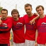 Аристарх и его команда по футболу