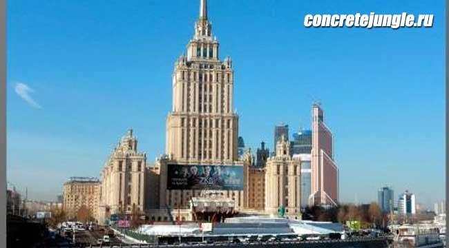 Реклама ЗКД в Москве